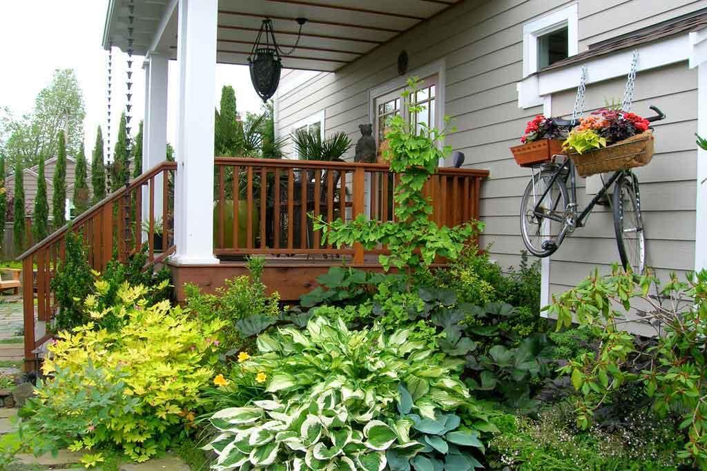 Hoeller Bicycle Garden